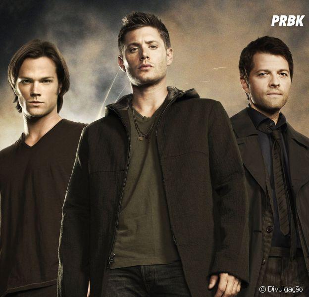 "De ""Supernatural""; confira pôster da 13ª temporada!"