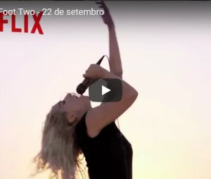 "Netfliz lança trailer de ""Gaga: Five Foot Two"""