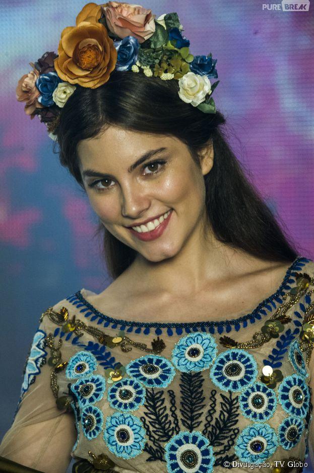 """Bruna Hamu comenta papel de protagonista em """"Malhação Sonhos"""": """"Foi um super presente"""""""