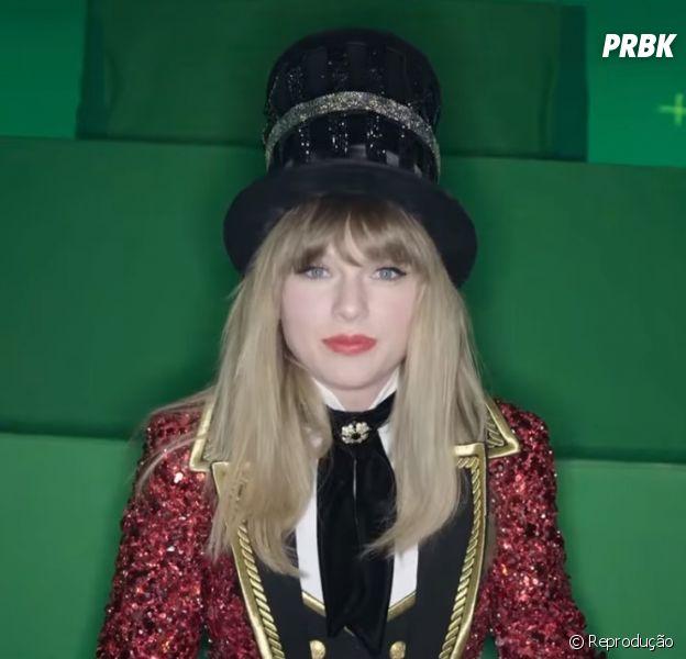 """Taylor Swift libera vídeo dos bastidores de """"Look What You Made Me Do"""""""