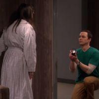 """Em """"The Big Bang Theory"""": na 11ª temporada, Sheldon se declara para Amy durante pedido de casamento!"""