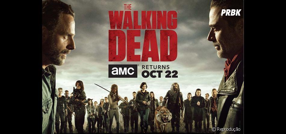 "O 100º episódio de ""The Walking Dead"" será o mais longo"