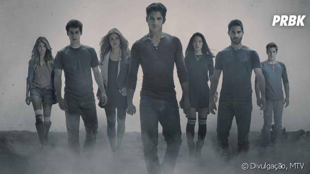 """O elenco de """"Teen Wolf"""" vai provocar muita gritaria entre os fãs na Comic-Con de San Diego!"""