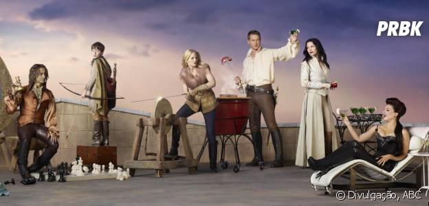 """Novidades sobre a 4ª temporada de """"Once Upon a Time"""" serão divulgadas pelo elenco na Comic-Con 2014!"""
