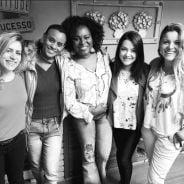 Rouge ensaia para shows de reencontro no Rio de Janeiro! Veja vídeos