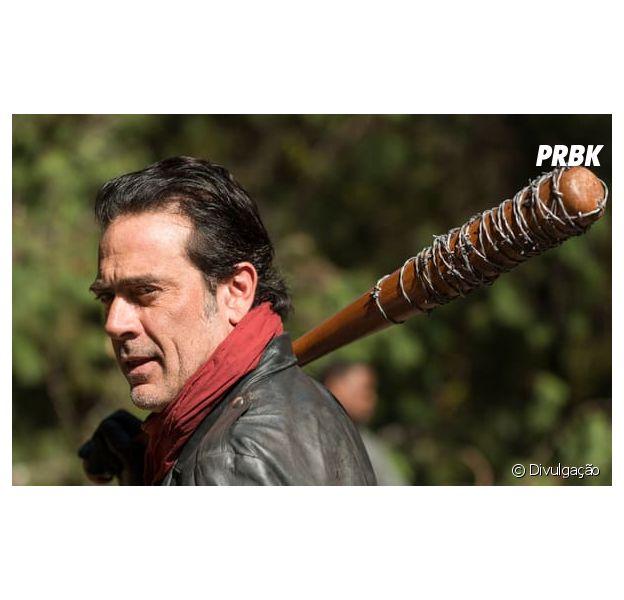 """Em """"The Walking Dead"""", 8ª temporada explora lado sentimental de Negan (Jeffrey Dean Morgan)!"""