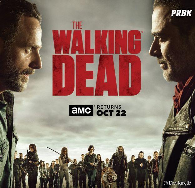 """De """"The Walking Dead"""": """"Mercy"""" é o primeiro episódio da 8ª temporada"""