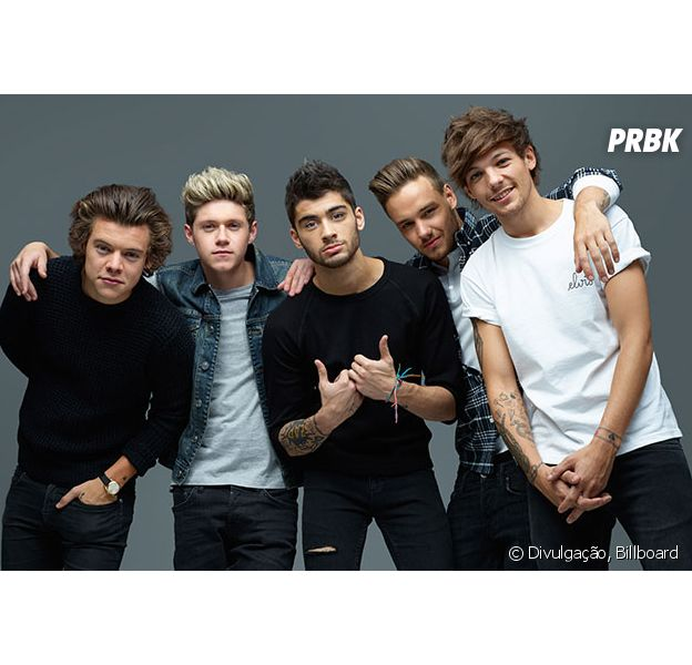 Niall Horan, Liam Payne e Zayn Malik ajudam One Direction a bater novo recorde!