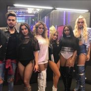 "Fifth Harmony, Pabllo Vittar e Luan Santana participam do ""Domingão do Faustão"" e fãs piram!"