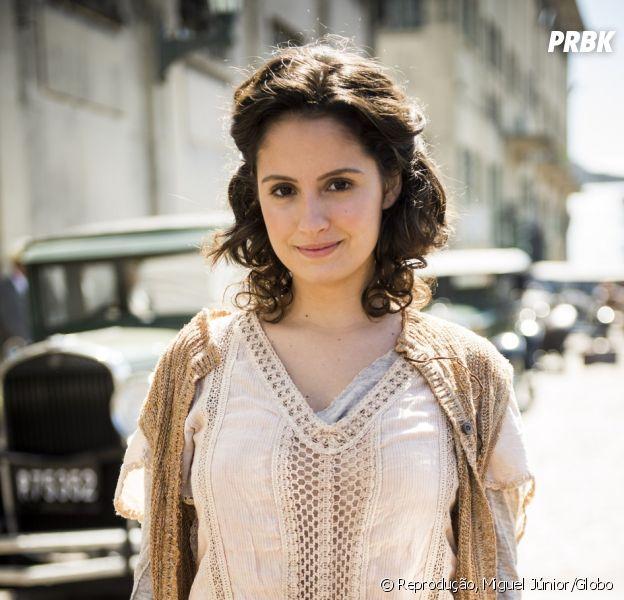 """Em """"Tempo de Amar"""", Amanda de Godoi fala sobre Felícia e compara com Nanda, de """"Malhação"""""""