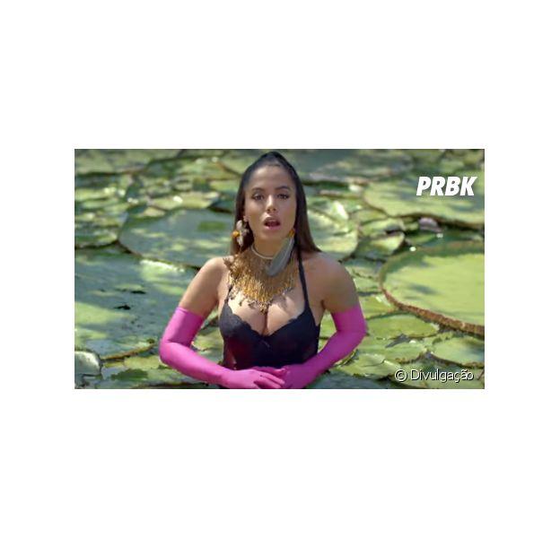 """Anitta arrasa no clipe de """"Is That For Me""""! Saiba detalhes das gravações"""