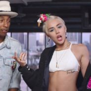 "Ao lado de Miley Cyrus, Pharrell Williams lança música ""Come Get It Bae"""