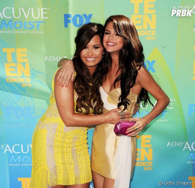 "Selena Gomez se declara para Demi Lovato: ""Te amo"""