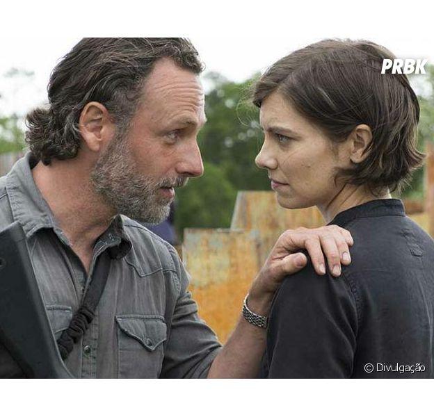 """Em """"The Walking Dead"""": produtor fala sobre efeitos da 8ª temporada!"""