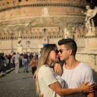 Arthur Aguiar e Mayra Cardi curtem viagem romântica na Europa! Veja fotos