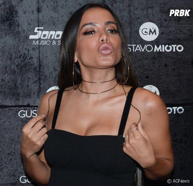 Anitta Filósofa Relembre 5 Frases Marcantes Da Intérprete