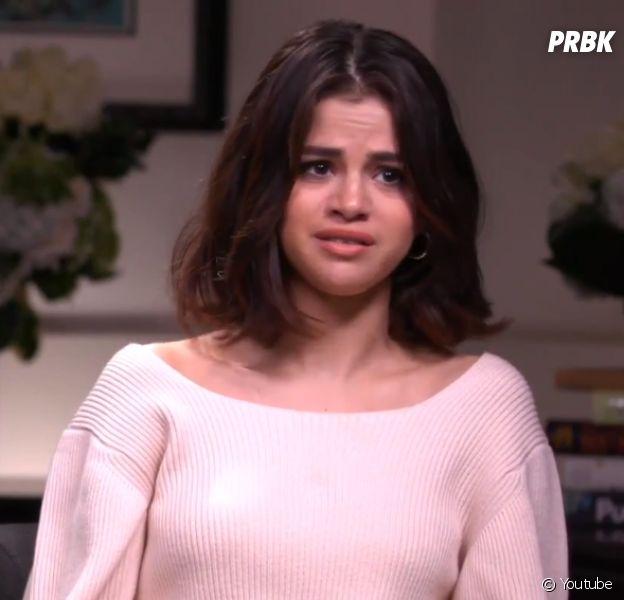 """Selena Gomez fala sobre transplante de rim no """"Today"""" e chora ao dar detalhes da cirurgia"""
