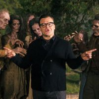 "Jack Black surge rodeado de zumbis nas primeiras imagens de ""Goosebumps"""