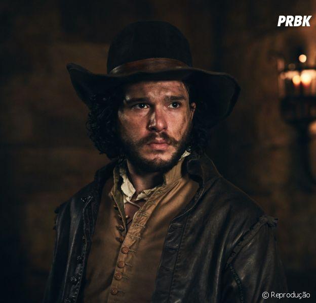 """Com Kit Harington, série """"Gunpowder"""" será exibida pela HBO a partir de dezembro!"""