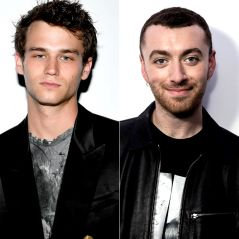 "Brandon Flynn, de ""13 Reasons Why"", elogia novo CD do namorado Sam Smith: ""Não paro de ouvir"""