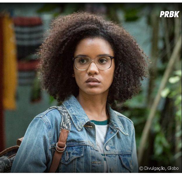 """Em """"Malhação"""", Ellen (Heslaine Vieira) fala que sofreu preconceito no colégio!"""