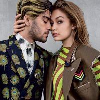 """Zayn Malik e Gigi Hadid fazem 2 anos de namoro: """"Meu humano favorito"""""""