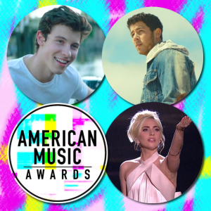 Shawn Mendes, Nick Jonas e Lady Gaga são confirmados no AMAs 2017