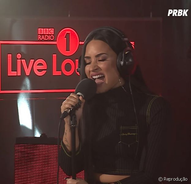 "Demi Lovato arrasa em cover de ""Too Good at Goodbyes"", de Sam Smith!"