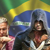 "Na Steam: compra antecipada de ""Far Cry 4"" e ""Assassin's Creed Unity"""
