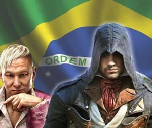 """Ofertas de """"Far Cry 4"""" e """"Assassin's Creed Unity"""" na loja da Steam"""