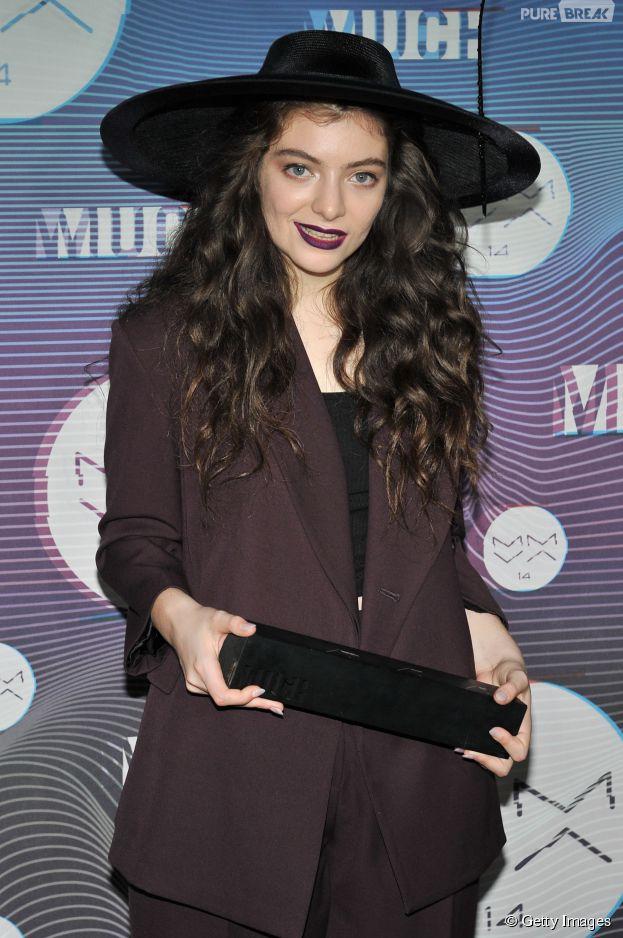 """Lorde escolhe músicas da trilha de""""Jogos Vorazes: A Esperança - Parte 1"""""""
