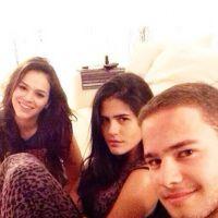 Bruna Marquezine e Neymar Jr. não terminaram o namoro, afirma amigo