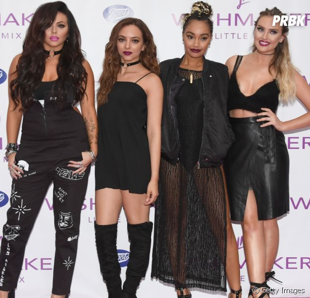 "Little Mix arrasa em performance no ""The X Factor UK"""