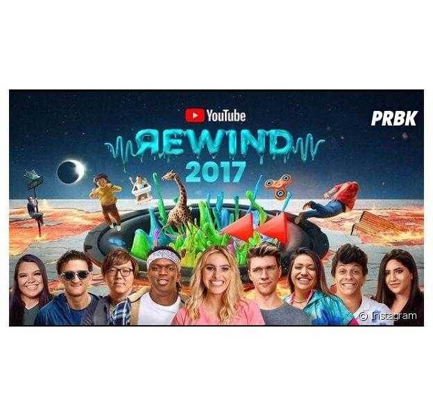 YouTube Rewind 2017: a restrospectiva do Youtube finalmente foi divulgada