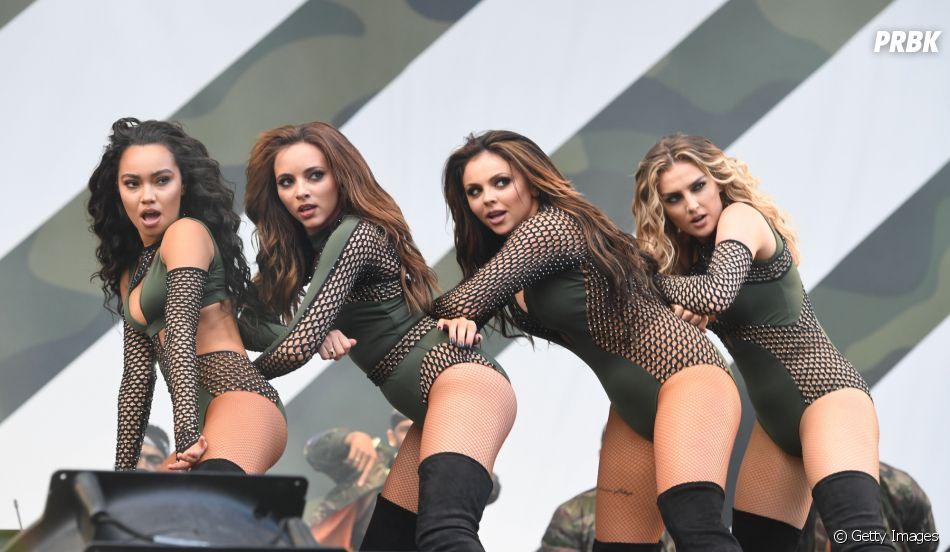 O quarteto Little Mix lança clipe com imagens de sua tour