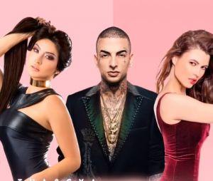 """MC Guimê, DJ Thascya e Natalia Subtil gravam clipe de """"Baila Así"""" no Rio de Janeiro!"""