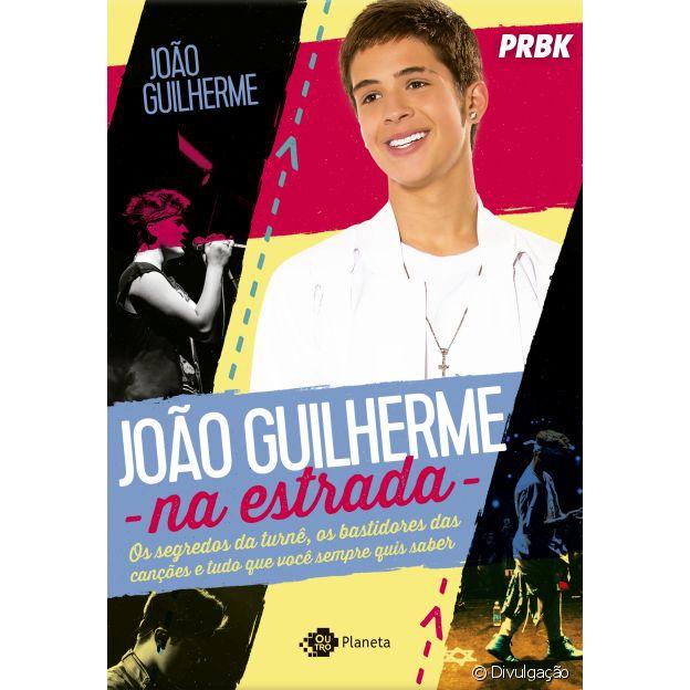 Para João Guilherme, lançamento de livro foi um dos seus momentos mais inesquecíveis de 2017