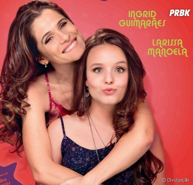 """""""Fala Sério, Mãe"""", com Larissa Manoela, vende um milhão de ingressos em uma semana!"""