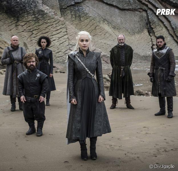 """De """"Game of Thrones"""": cinco coisas para fazer enquanto espera a 8ª temporada começar!"""