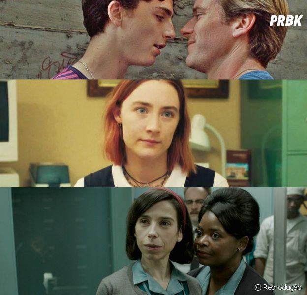 Oscar 2018: veja quais são os principais filmes que foram indicados e prepare-se para sua maratona!