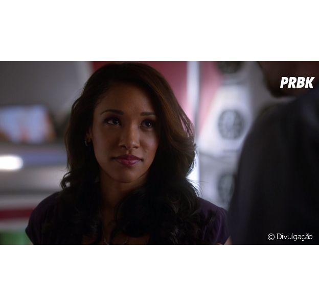 """Em """"The Flash"""": Iris (Candice Patton) vai virar heroína!"""