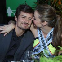 Orlando Bloom e Miranda Kerr, top da Victoria's Secret, separados após 3 anos de casamento