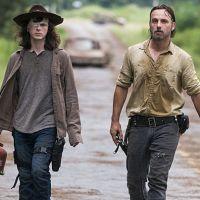 """Em """"The Walking Dead"""": na 8ª temporada, Andrew Lincoln prepara fãs para adeus de Carl"""