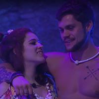 "No ""BBB18"", Ana Clara e Breno dão novo beijo e romance esquenta, mas Ayrton tá de olho!"