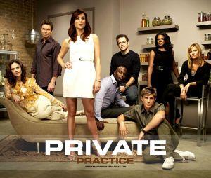 """""""Private Practice"""" é a série derivada de """"Grey's Anatomy"""" e mostra a doutora Allison Montgomery (Kate Walsh) tentando montar uma família em Los Angeles"""