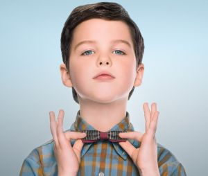 """""""Young Sheldon"""" é o spin-off de """"The Big Bang Theory"""" e conta a história de Sheldon (Iain Armitage) quando ele era apenas um jovem"""