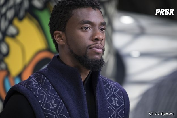 """""""Pantera Negra"""": o T'Challa de Chadwick Boseman é um dos grandes acertos"""
