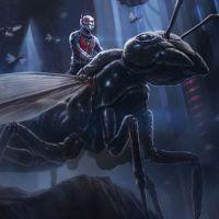 """As filmagens de """"Homem-Formiga""""começam nos Estados Unidos"""