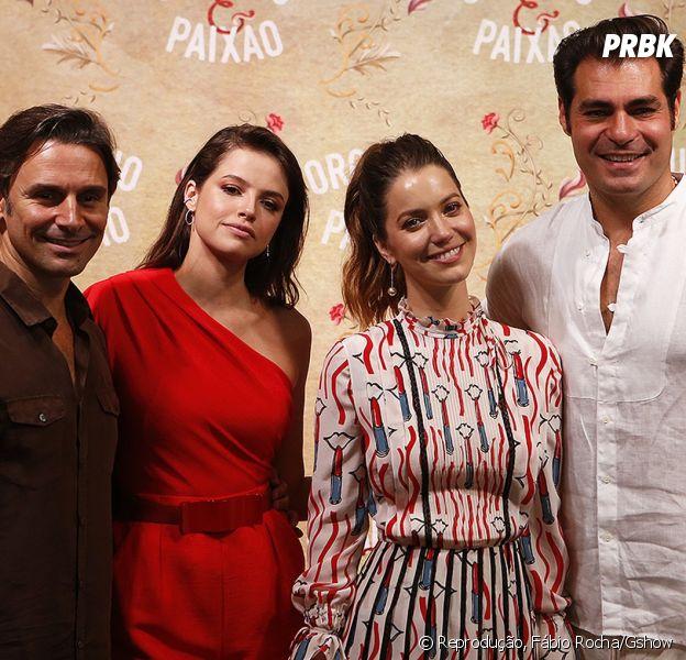 """De """"Orgulho e Paixão"""": conheça o elenco da nova novela das 18h!"""