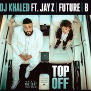 """Beyoncé, Jay Z e Future se juntam a DJ Khaled em nova música. Ouça """"Top Off""""!"""
